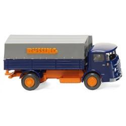 """Büssing 4500 camion bâché de 1953 """"Bussing"""""""