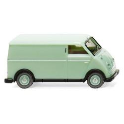 DKW Schnelllaster (type 3 - 1955) fourgonnette vert clair