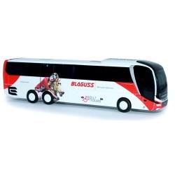"""MAN Lion´s Coach L´17 autocar  """"Blaguss""""  (Austria)"""