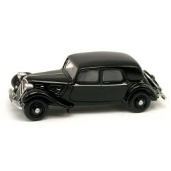 Citroen Traction berline 11A de 1935 noire