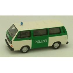 VW T3 minibus Polizei (métal)