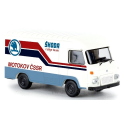 "Avia A30 fourgon ""Skoda Rallye Team"""