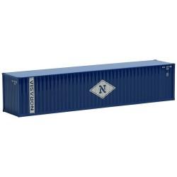 """container 40' crénelé """"Norasia"""""""