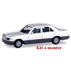 Kit MB Classe S (W126) berline blanche
