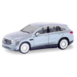 MB EQC AMG gris métallisé (premier SUV électrique)