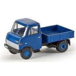 Hanomag HFF Tracteur avec gueuse Enser bleu