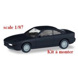 Kit BMW 850 i (E31 - 1989) coupé noir