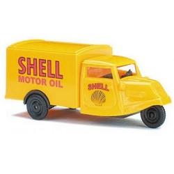 Tempo fourgon triporteur Shell Motor Oil