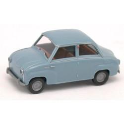 Goggomobil Glas bleu clair