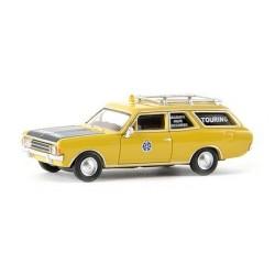 Opel Rekord C Caravan T.C.S. (CH)