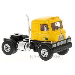 Mack H673 ST (1960) Tracteur solo jaune