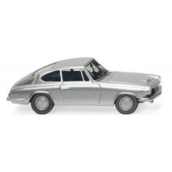 BMW 1600 GT Coupé (1967) gris métallisé