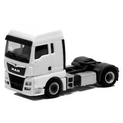 MAN TGX XLX E6 Tracteur solo blanc sans déflecteur