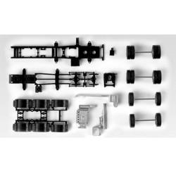 Set de 2 châssis Tracteur MAN 680 8x4 (kit à monter)
