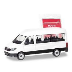 MAN TGE minibus blanc (kit à monter)