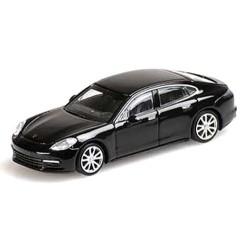Porsche Panamera 4S (2015) noire