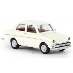 """Daf 750 berline """"Daffodil"""" (1961) blanche"""