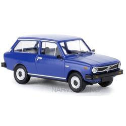 Volvo 66 Kombi (1975) bleu foncé
