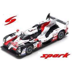 Toyota TS050 Hybrid n°7 (Toyota Gazoo Racing) 2ème 24H du Mans 2019 (Pilotes : M. Conway- K. Kobayashi - J. M. Löpez)
