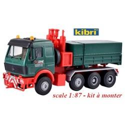 """MB Titan Z 42.615 F 8x6 Tracteur lourd avec gueuse """"Kahl"""" - kit à monter"""