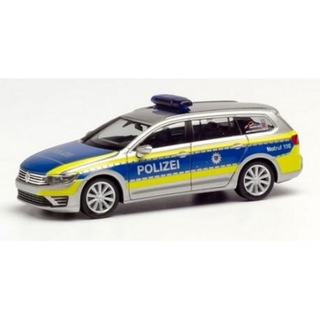 """VW Passat Variant GTE """"Polizei Hessen"""""""