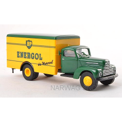 "Ford FK 3500 camion fourgon ""BP Energol"""
