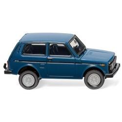 Lada Niva 4x4 (1994) bleu azur