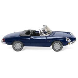 Alfa Romeo Spider (Duetto) - osso di seppia (1966) - bleu foncé
