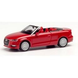 Audi A3 cabriolet (A7 2013) rouge tango