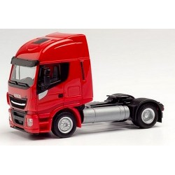 Iveco Stralis NP 460 Tracteur solo rouge