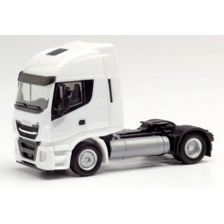 Iveco Stralis NP 460 Tracteur solo blanc