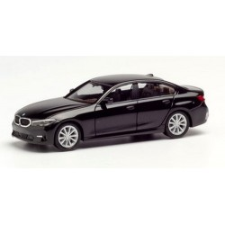BMW 3er berline (G20 - 2019) noire
