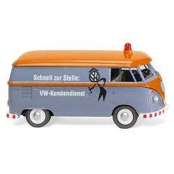 """VW T1 combi """" VW Kundendienst"""" (1963) - SAV VW"""