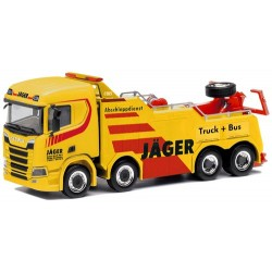 """Scania CS 20 ND camion de dépannage Empl Bison """"Jäger"""""""