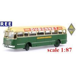 Autobus Renault R 4190  avec girouette (1949) RATP Ligne 262  (Pont de Neuilly - Maisons Laffite)