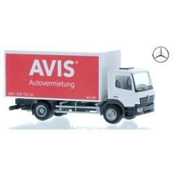 "MB Atego '19 camion fourgon ""Avis"""