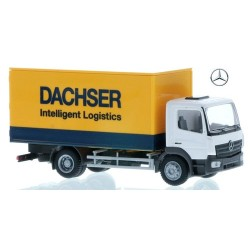 """MB Atego '19 camion fourgon """"Dachser"""""""