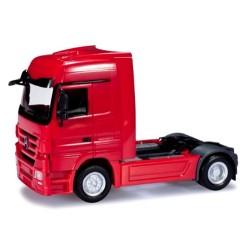 MB Actros LH 08 Tracteur solo caréné rouge