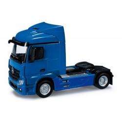 MB Actros Streamspace '11 Tracteur solo caréné bleu
