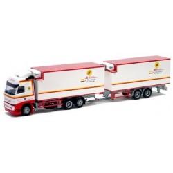Volvo FH XL 02 camion + rqe frigo Ib Karlskov (DK)