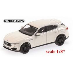 Maserati Levante SUV de 2018 blanc