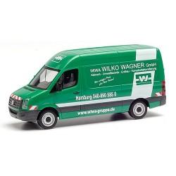 "VW Crafter fourgon réhaussé ""Wilko Wagner Hamburg"""