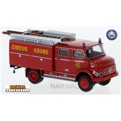 "MB camion de pompiers  LAF 1113 TLF 16 ""Circus Krone"" (1972)"
