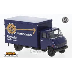 """Steyr 590 fourgonnette  """"ASG Flygfrakt"""" (1970)"""