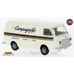 """Fiat 238 fourgonnette """"Assitenza Tecnica Corse Campagnolo"""" (1966)"""
