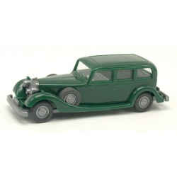 Horch 850 (1935) berline vert foncé