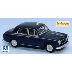 "Peugeot 403-7 berline bleu amiral ""Taxi"" (1960)"