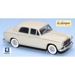 Peugeot 403 berline 8cv ivoire (1959)