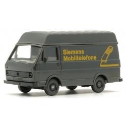 "VW LT 28 (1975) fourgon réhaussé ""Siemens Mobiltelefon"""
