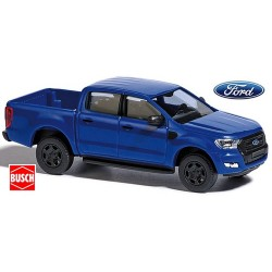 Ford Ranger III (2017) pick-up cabine double bleu outremer